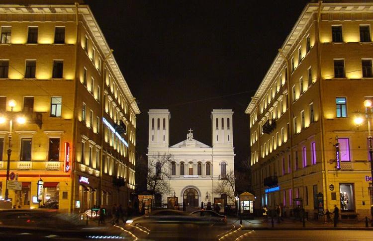 Кафедральный собор св. апостолов Петра и Павла