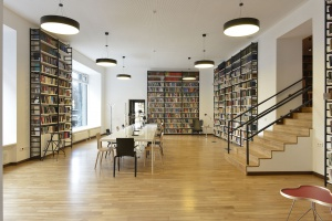 В Москве появилась первая ночная библиотека