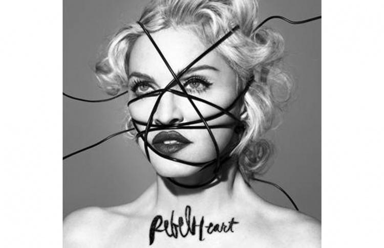 Новый альбом Мадонны появился на iTunes