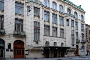 На Моховой, учебный театр СПбГАТИ