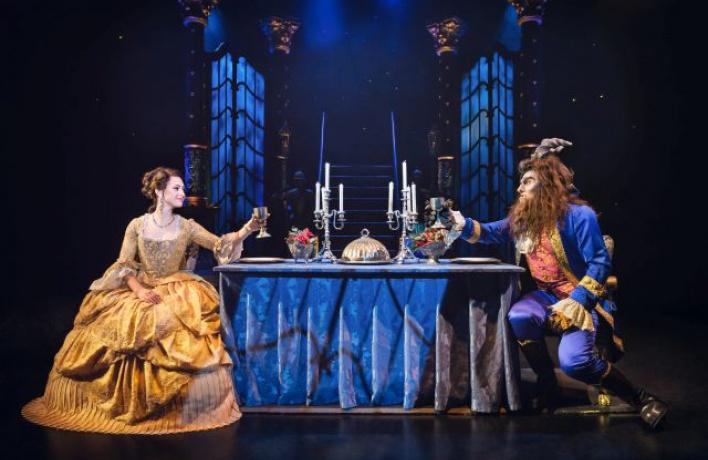 Выиграй билеты на мюзикл «Красавица и Чудовище»