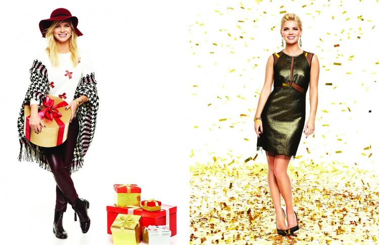 Зимняя сказка в МЕГЕ: новогодний номер «МЕГА Style» с Настей Задорожной на обложке
