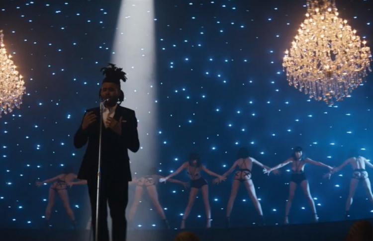 The Weeknd выпустил клип из саундтрека «50 оттенков серого»