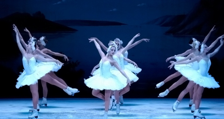 Государственный балет на льду Санкт-Петербурга
