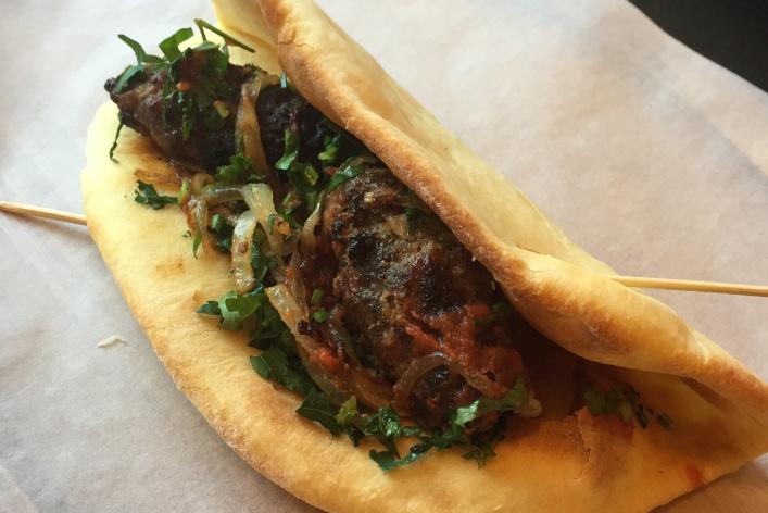 Новые блюда в Laffa Laffa