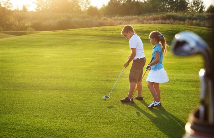 В московских школах появятся уроки гольфа