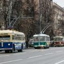 Скорость троллейбусов увеличится до 40 км в час