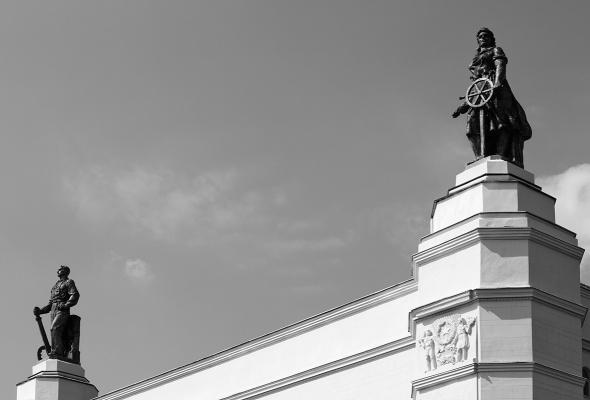 монументалка - Фото №1