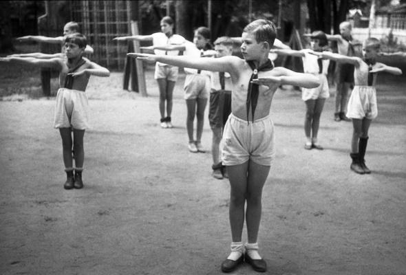 детишки перед войной - Фото №2