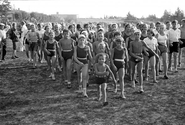 детишки перед войной - Фото №0