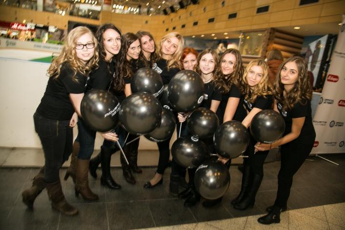 Российские стилисты поставили рекорд Гиннесса
