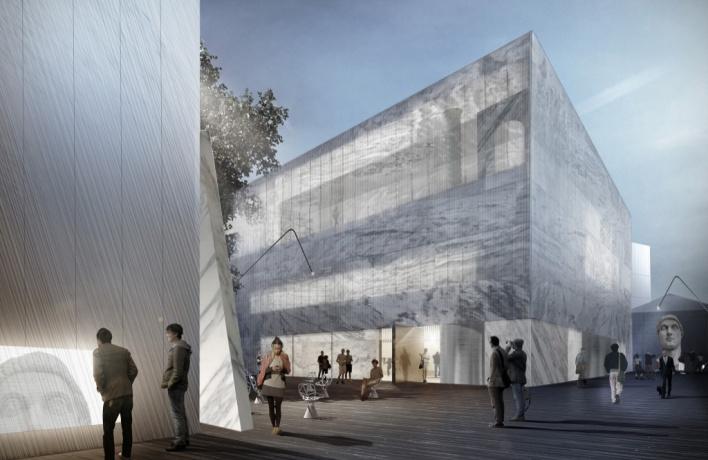 Музейный квартал при Пушкинском начнут строить осенью