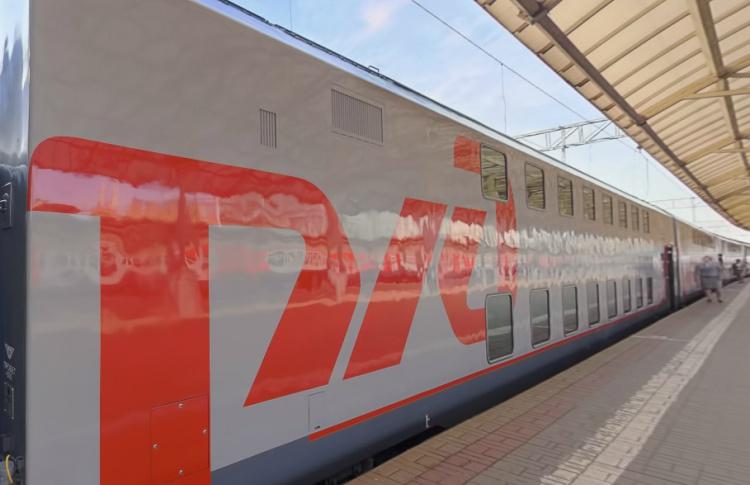 Между Москвой и Казанью пустят двухэтажные поезда