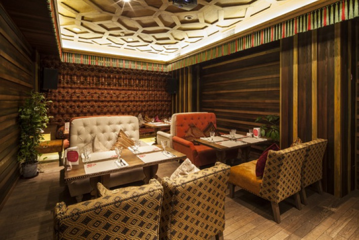 Ресторан «КОЛЛЕКЦИЯ food&chillout»: об этом уже говорят