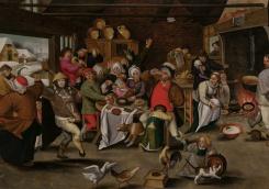 «Младшие Брейгели»: Мужицкий, Адский и другие