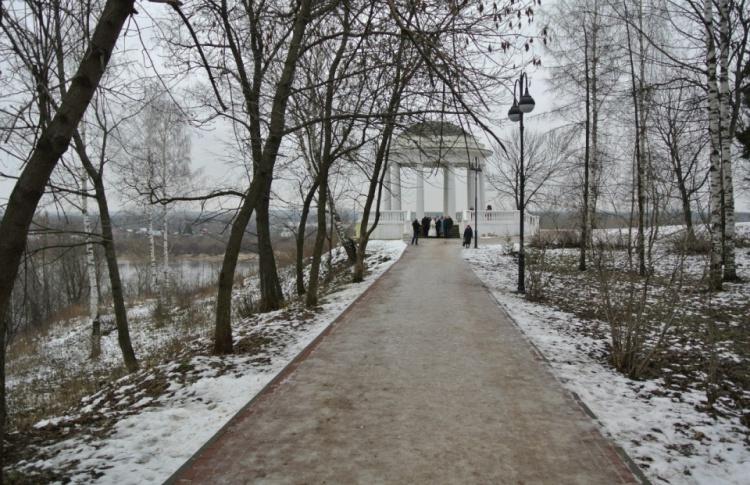 Тематическая экскурсия «Любовь в Парке Горького»