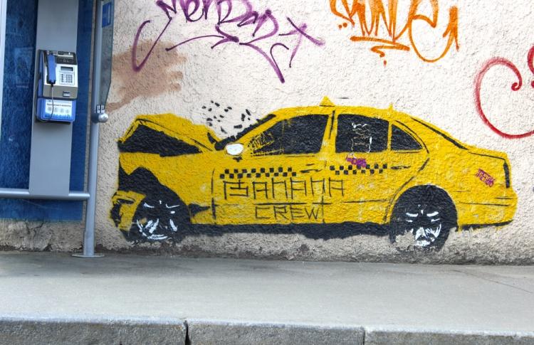 Началась трехдневная забастовка таксистов