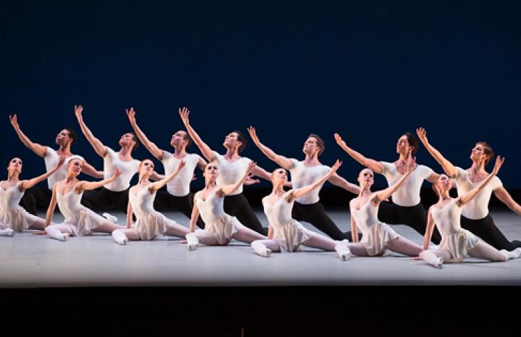 Вечер одноактных балетов. Посвящение Джорджу Баланчину