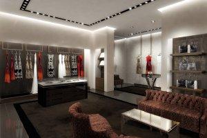 Новый магазин Roberto Cavalli