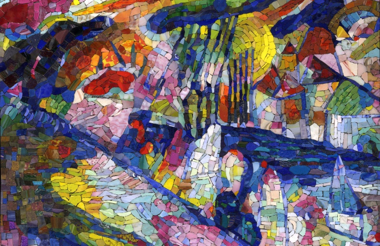 Мозаика — мода и вечность, или Разные понятия одного слова