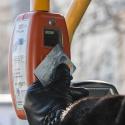 Проезд в автобусах теперь можно оплатить банковской картой