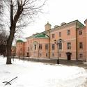 Парк при Екатерининской больнице сделают общедоступным