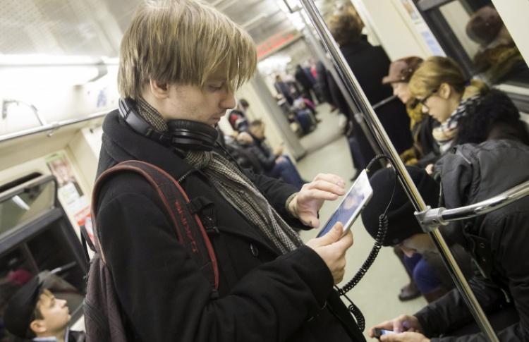 Обязательную регистрацию в wi-fi на всех ветках метро введут 28 февраля
