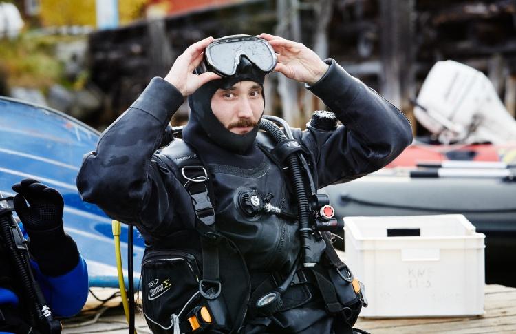 Удивительный подводный мир холодных морей