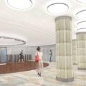 Москвичи выбрали дизайн станции «Китай-город»