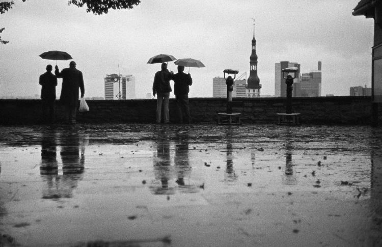 Человек в городе: искусство стрит-фотографии