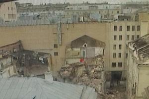 Дома Михайлова на Дмитровке почти снесли