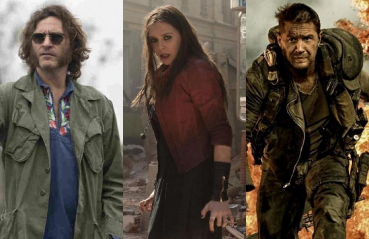 10 самых ожидаемых фильмов весны