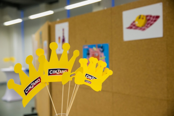 Итоги «живого» проекта CINZANO и Британской Высшей Школы Дизайна: итальянские каникулы в стиле Иль Пикник