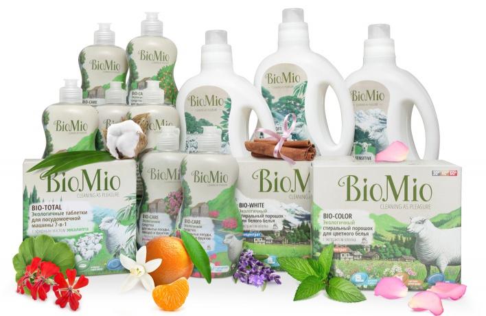 BioMio. Уборка в удовольствие
