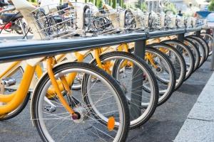 В Москве арестованы серийные похитители велосипедов