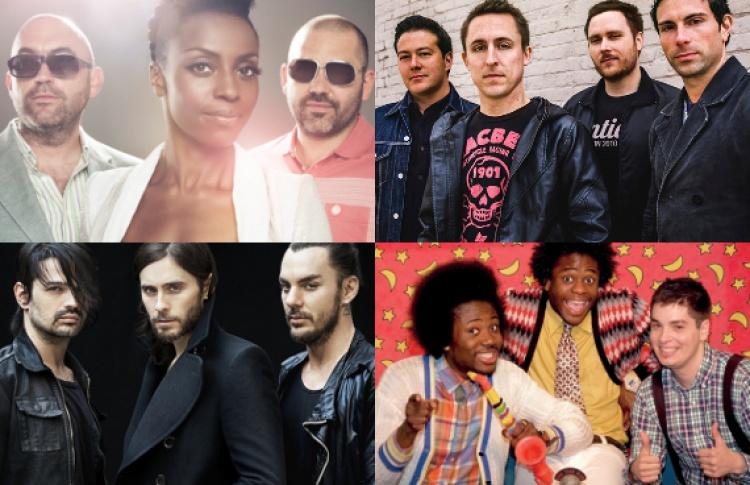 15 лучших концертов марта