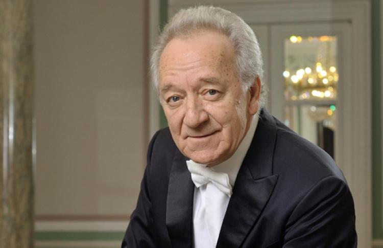 Юрий Темирканов и его оркестр