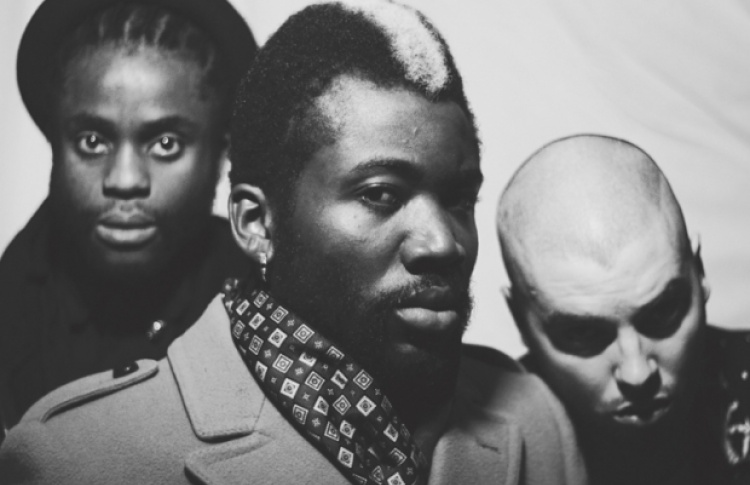 Selector Live Beefeater Sessions: Young Fathers (UK)