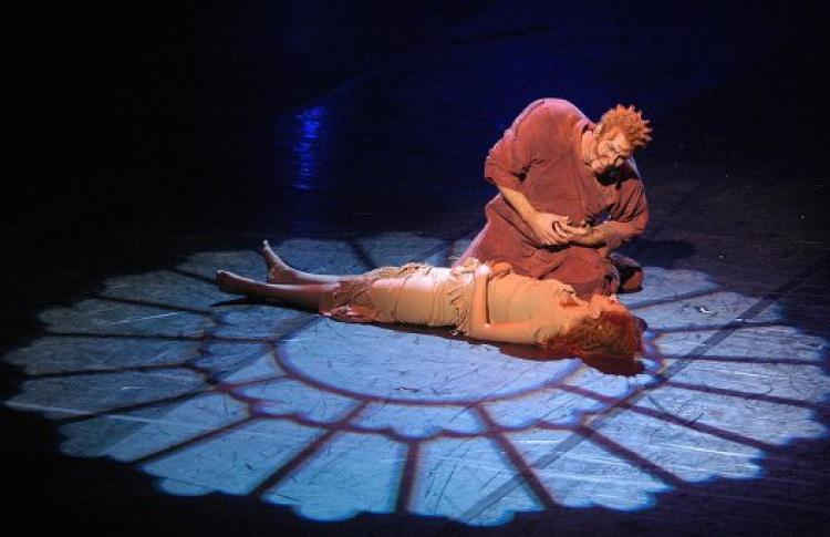 8 Марта — мюзикл «Notre Dame de Paris» в ресторане SHAKTI TERRACE