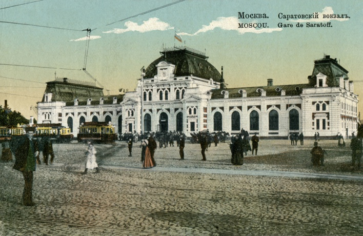 Перед Павелецким вокзалом разобьют парк