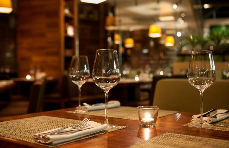 Весеннее предложение в ресторане Terrassa