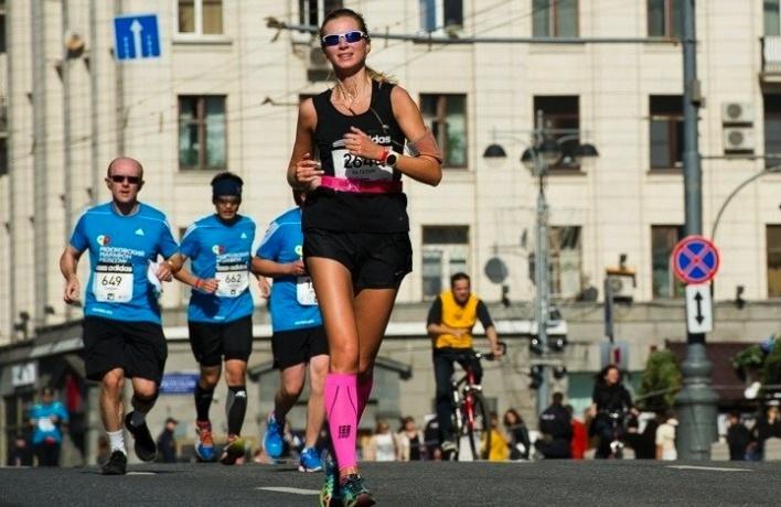 Открылась регистрация на Московский марафон
