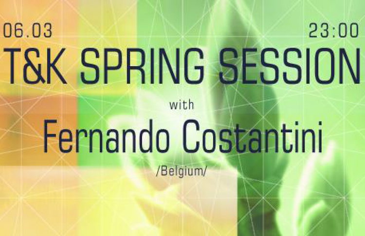 T&K Spring Session with Fernando Costantini / Belgium /