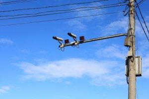 Четверть камер на дорогах заменят муляжами