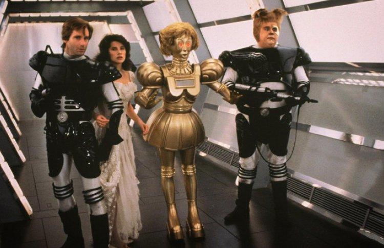 Дот Матрикс («Космические яйца», 1987)
