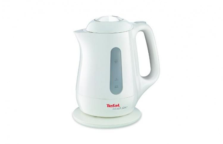 Чайник SILVER ION Plus от Tefal: эффективное оружие против бактерий