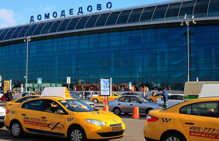 Город введет максимальные тарифы на такси в аэропорт