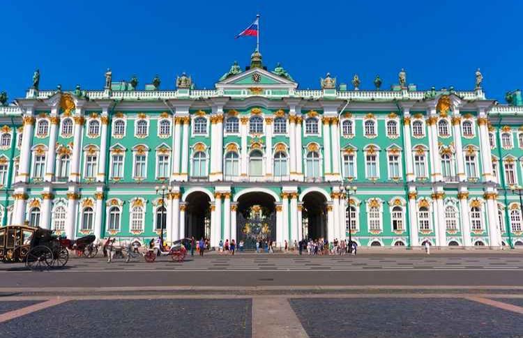 Эрмитаж откроет в Москве выставочный центр