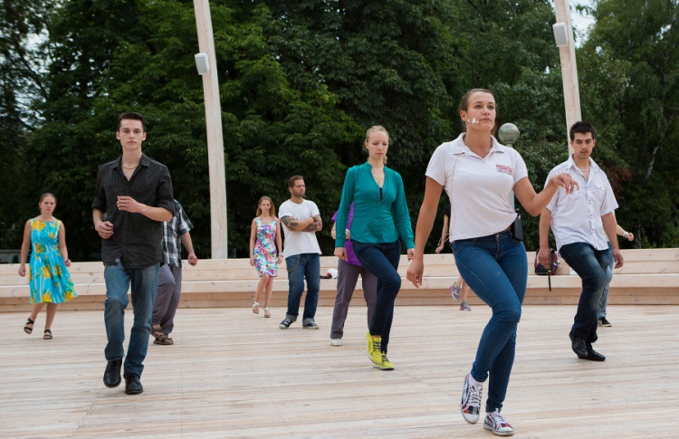 Школа танцев ВДНХ