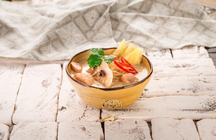 Сытного обеда: в «Нияме» новое меню ланчей